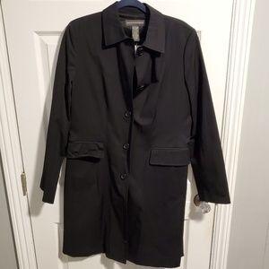Banana Republic Long Jacket trench coat
